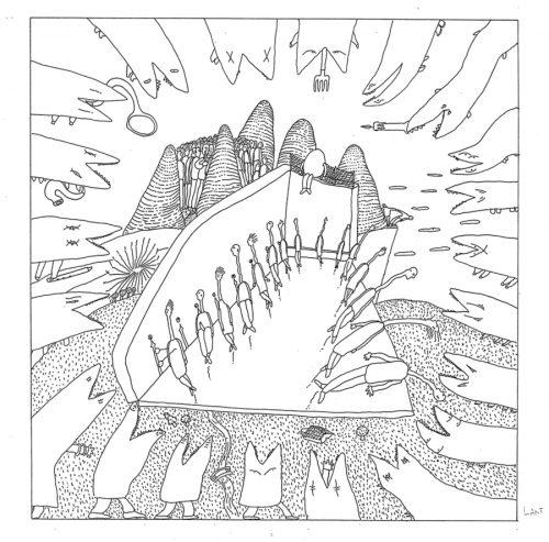 (Castellano) 120  dibujos  mudos  19