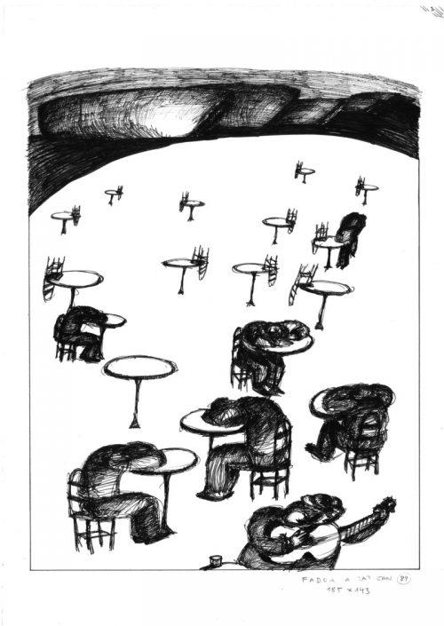 (Castellano) 120  dibujos  mudos  04