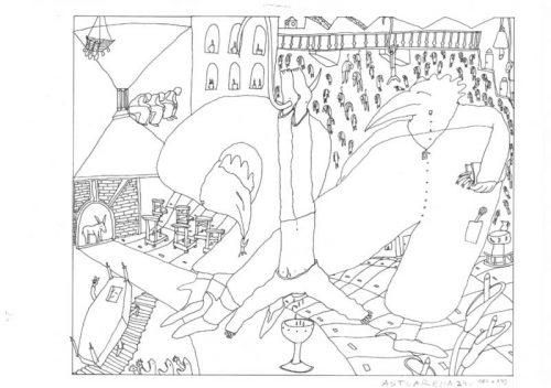 (Castellano) 120  dibujos  mudos  07