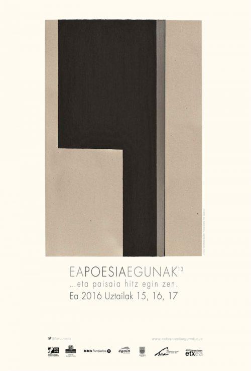 (Euskera) Ea poesia egunak 2016